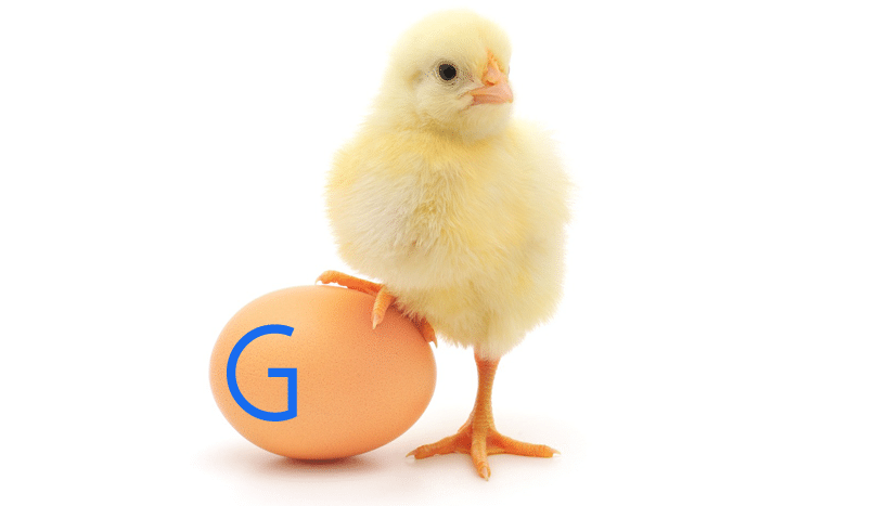 What came first? Google or SEO
